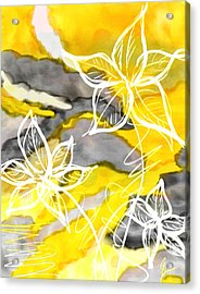 Sun In Spring Acrylic Print by Lourry Legarde