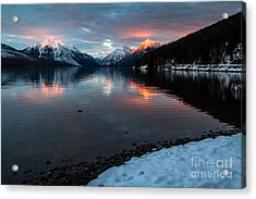 Sun Kissed 1 Acrylic Print by Katie LaSalle-Lowery