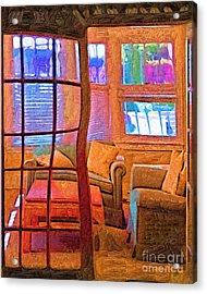 Sun Porch Acrylic Print