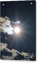 Sun Ray 2 Acrylic Print by Brenda Henley