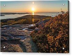 Sun Rise Shock Acrylic Print