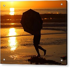 Acrylic Print featuring the photograph Sun Shield by Nathan Rupert