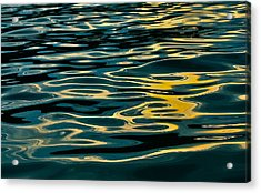 Sun Spill Acrylic Print
