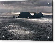 Sun Spots Acrylic Print by Jim Young