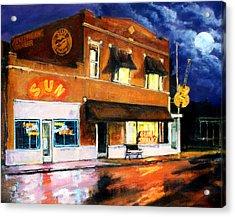 Sun Studio - Night Acrylic Print