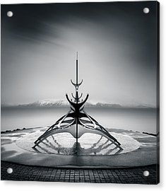 Sun Voyager Acrylic Print