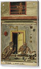 Sunar Acrylic Print by British Library