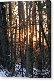 Sunblaze-1 Acrylic Print