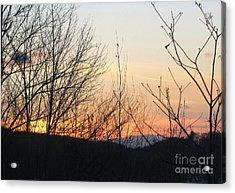 Sunblaze-5 Acrylic Print