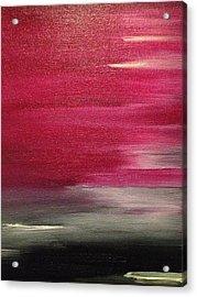Sundae Ox-bloody Sundae Acrylic Print by Christopher Toro