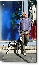 Sunday Afternoon On King Street Acrylic Print by Suzanne Gaff