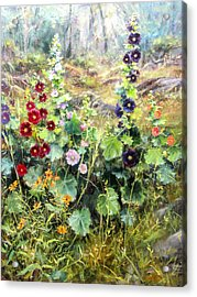 Sunday Best Acrylic Print by Bill Inman