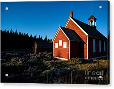 Sunday Morning Coming Down Acrylic Print by Jim Garrison