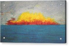 Sunfire Acrylic Print