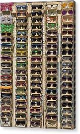 Sunglasses Acrylic Print