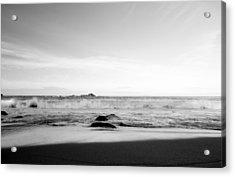 Sunlight On Beach Acrylic Print