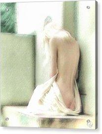 Sunlit Acrylic Print by Gun Legler