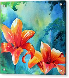 Sunny Days Acrylic Print