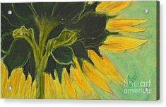 Sunny Side Up Acrylic Print by Cori Solomon