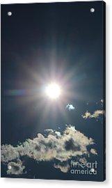 Sunray 1 Acrylic Print by Brenda Henley