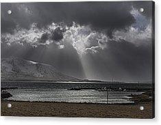 Sunray Acrylic Print by Frank Olsen