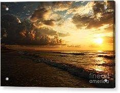 Sunrise - Rich Beauty Acrylic Print