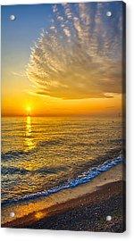 Sunrise 10-30-13 Acrylic Print