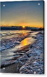 Sunrise 12-5-13 II Acrylic Print