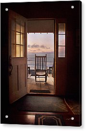 Sunrise- A Front Row Seat Acrylic Print