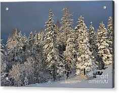 Sunrise After The Storm Acrylic Print