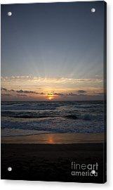 Sunrise Acrylic Print by Amanda Barcon