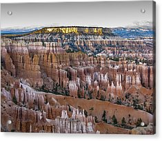 Sunrise At Bryce Acrylic Print