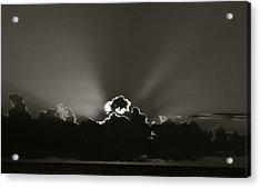 Sunrise At Joe's Acrylic Print