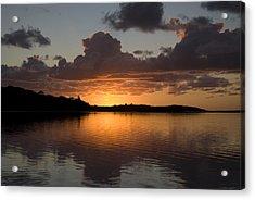 Sunrise At Smiths Lake Acrylic Print