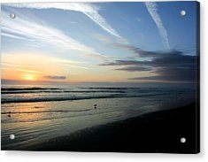Sunrise Beach Acrylic Print