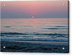 Acrylic Print featuring the photograph Sunrise Blush by Julie Andel