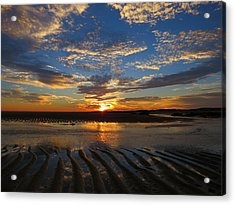 Acrylic Print featuring the photograph Sunrise Glory by Dianne Cowen
