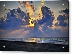 Sunrise... Hilton Head Island Acrylic Print
