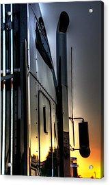 Sunrise K W 34748 Acrylic Print