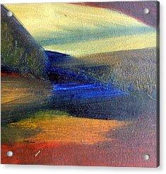 Sunrise  Acrylic Print by Michaela Kraemer