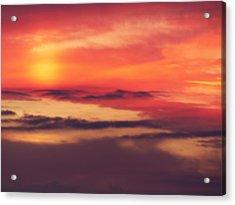 Sunrise On Mars Acrylic Print by Condor