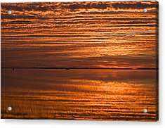 Sunrise On Ramrod Key Acrylic Print