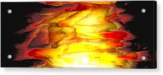 Sunrise On The Steps Of Heaven Acrylic Print by Bruce Iorio