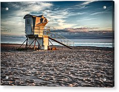 Sunrise On Vero Beach 2 Acrylic Print