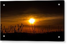 Daybreak At Gettysburg Acrylic Print