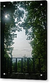 Sunrise Portal Acrylic Print