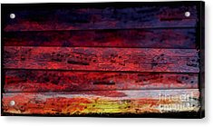 Sunrise Quintet Acrylic Print
