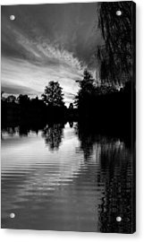 Sunrise Reflection Acrylic Print