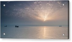 Sunrise  Acrylic Print by Sergey Simanovsky