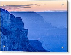 Sunset At The South Rim Acrylic Print